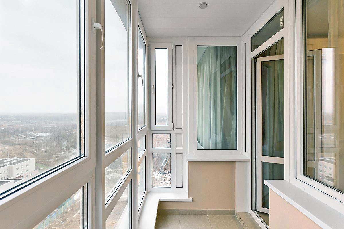 остекление балконов фотогалерея уверены эксперты